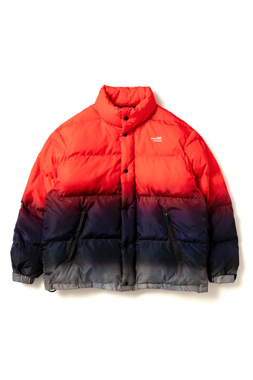 画像1: 【APPLEBUM】Gradation Innercotton Jacket (1)