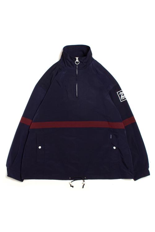 画像1: 【APPLEBUM】Line Pullover Jacket (1)