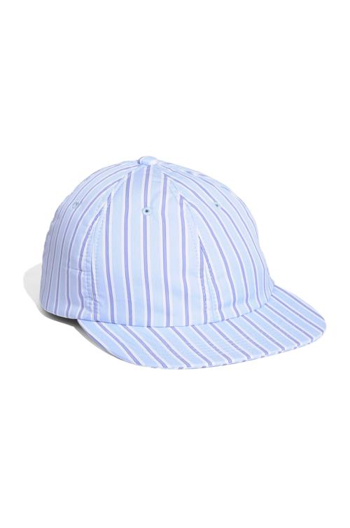 画像1: 【VOTE MAKE NEW CLOTHES】QUILTED STRIPE CAP (1)