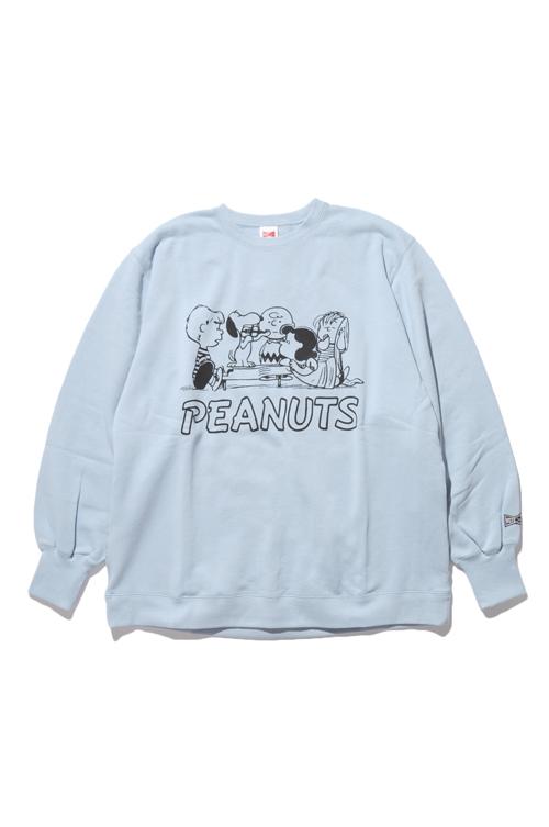 画像1: 【VOTE MAKE NEW CLOTHES】PEANUTS ALLSTARS SWT (1)