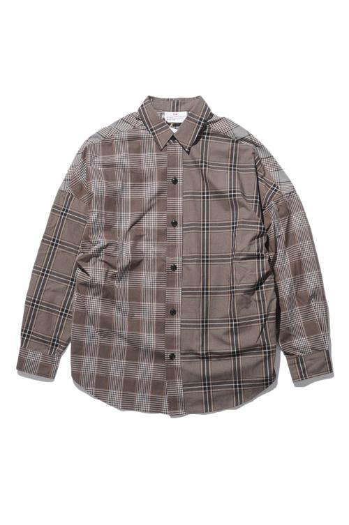 画像1: 【VOTE MAKE NEW CLOTHES】MARVEL BIG  SHIRTS (1)