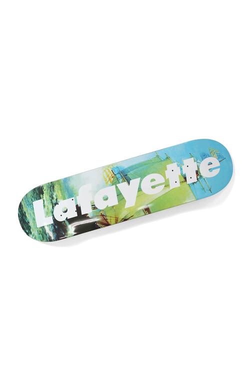 画像1: 【LAFAYETTE】 GREAT VOYAGE SKATE DECK 8.0 inch (1)