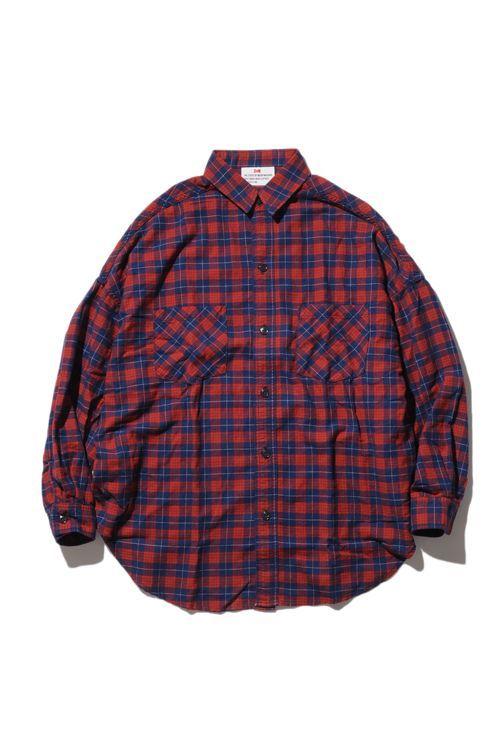 画像1: 【VOTE MAKE NEW CLOTHES】MARVEL NEL BIG SHIRTS (1)