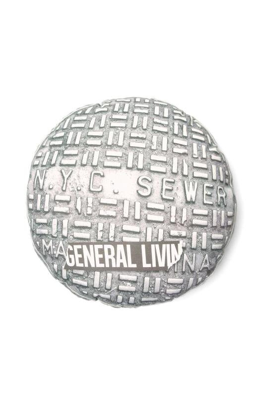 """画像1: 【GENERAL LIVIN 】""""3D """"MANHOLE"""""""" (1)"""