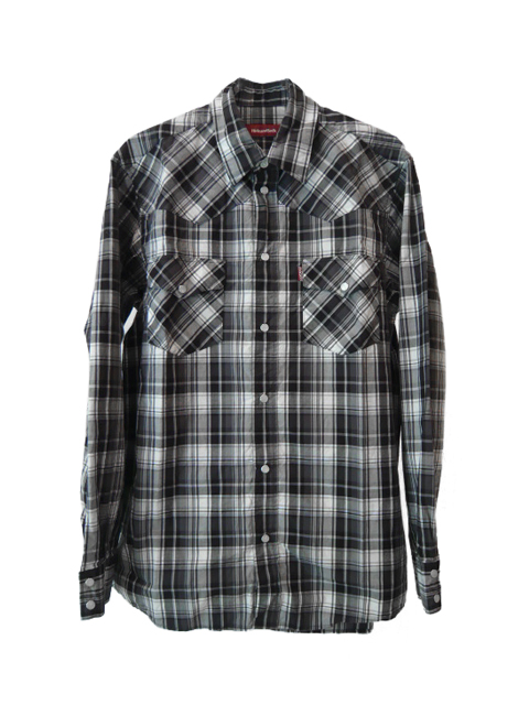 "画像1: 【HIDEANDSEEK】""Western L/S Shirt"" (1)"