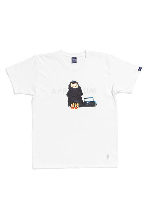"""画像1: 【APPLEBUM】""""PUMP"""" T-shirt (1)"""