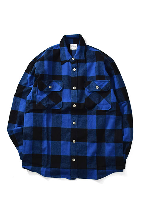 画像1: 【ROTHCO】HEAVYWEIGHT FLANNEL SHIRT (1)