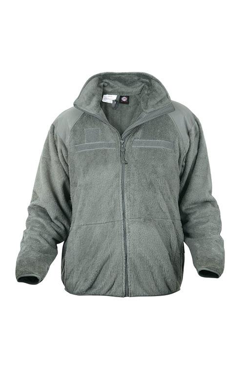 画像1: 【ROTHCO】Rothco Generation III Level 3 ECWCS Fleece Jacket (1)
