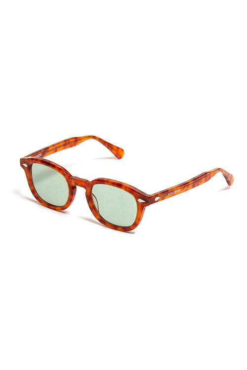 """画像1: 【APPLEBUM】""""AKUSTO"""" Brown Sunglasses (1)"""