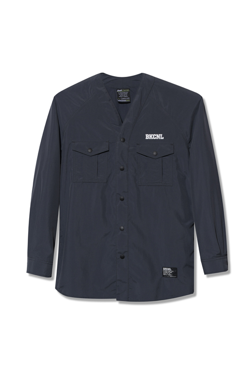 画像1: 【Back Channel】NYLON SCOUT SHIRT (1)