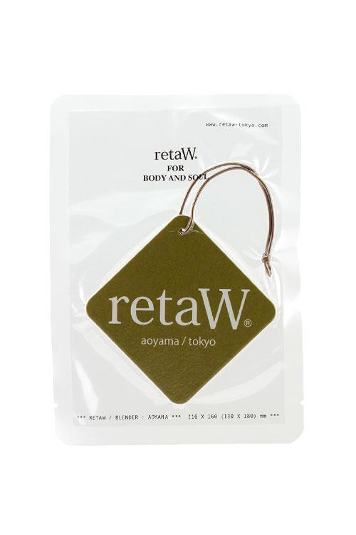 画像1: 【retaW】 Fragrance Car Tag EVELYN (1)