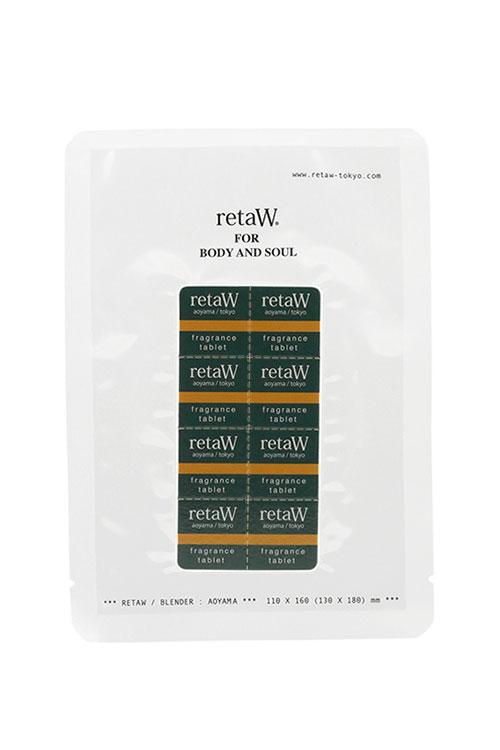 画像1: 【retaW】 Fragrance Tablet EVELYN (1)