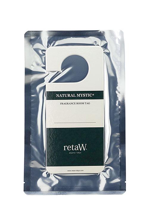 画像1: 【retaW】 Fragrance Room Tag NATURAL MYSTIC (1)