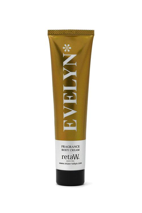 画像1: 【retaW】 Fragrance Body Cream EVELYN (1)