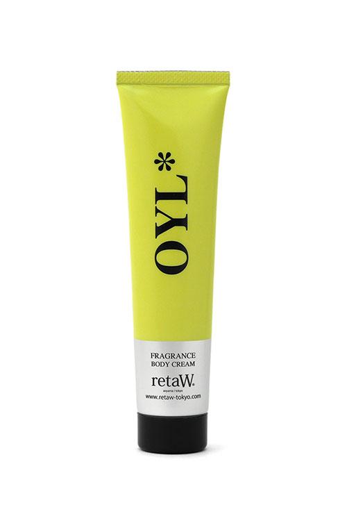 画像1: 【retaW】 Fragrance Body Cream OYL (1)