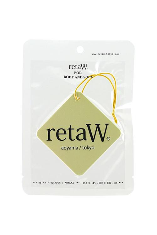 画像1: 【retaW】 Fragrance Car Tag OYL (1)