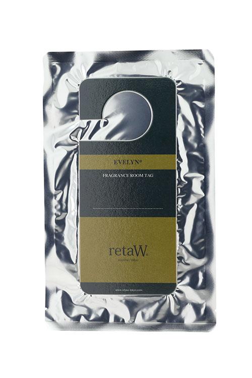 画像1: 【retaW】 Fragrance Room Tag EVELYN (1)