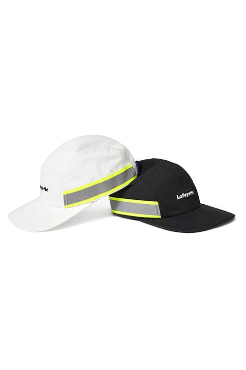 画像1: 【LAFAYETTE】 HIGH-VIS Lafayette SMALL LOGO JET CAP (1)