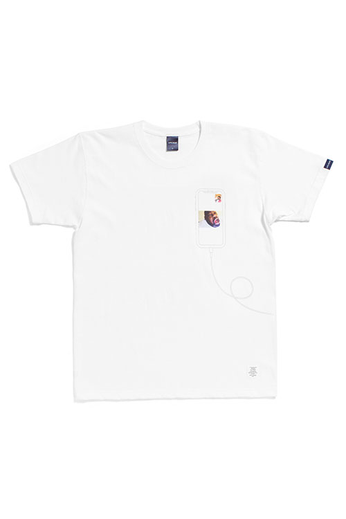 "画像1: 【APPLEBUM】""Biz Chat"" T-shirt (1)"