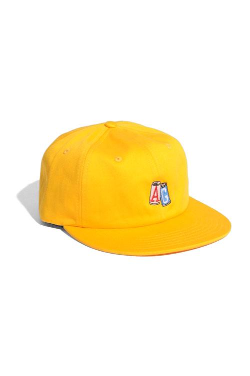 画像1: 【ACAPULCO GOLD】 AG CANS TWILL 6 PANEL CAP (1)