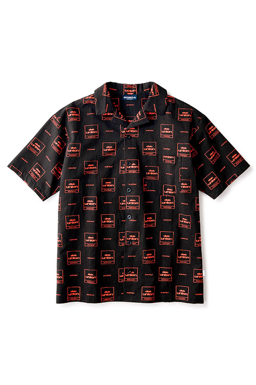 "画像1: INTERBREED / disk union × INTERBREED""Disco Shirts"" (1)"