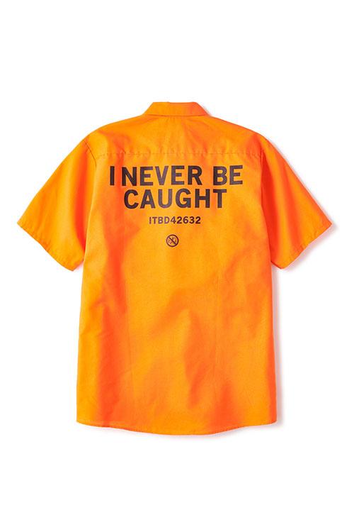 画像1: 【INTERBREED】 Hide'n Seek Color Shirts (1)