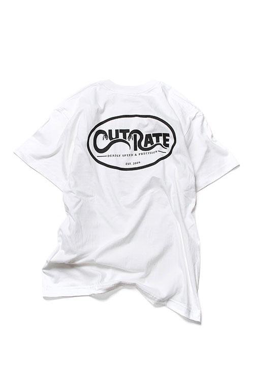 画像1: 【CUTRATE】SNAKE T-SHIRT (1)