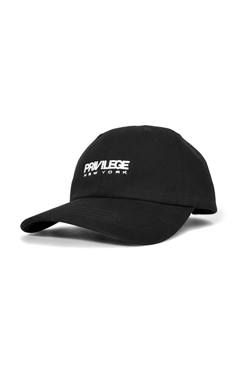 画像1: 【PRIVILEGE】 PRIVILEGE NEW YORK CORE LOGO DAD CAP (1)