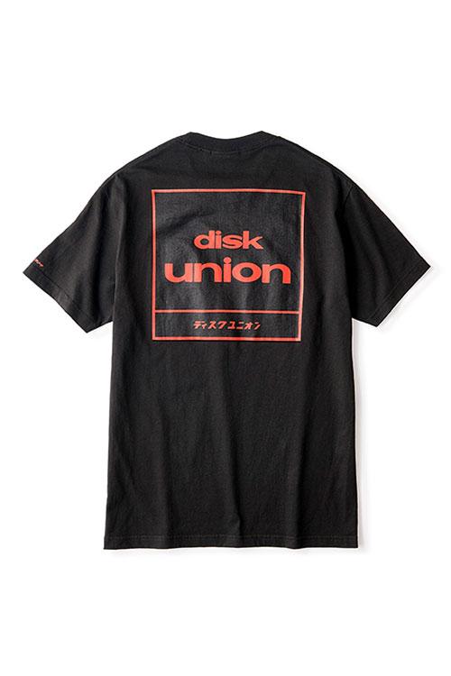 "画像1: 【INTERBREED】 disk union x INTERBREED ""Generally SS pocket Tee"" (1)"