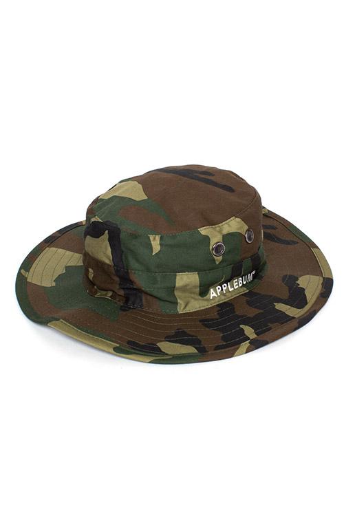 画像1: 【APPLEBUM】Camo Safari Hat (1)