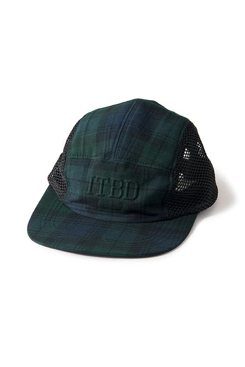 画像1: 【INTERBREED】 Side Mesh Camp Cap (1)