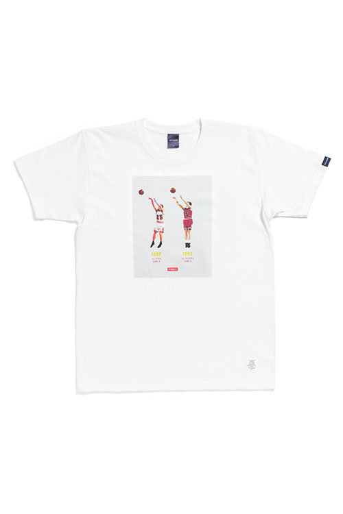 """画像1: 【APPLEBUM】""""Game6 93&97"""" T-shirt (1)"""