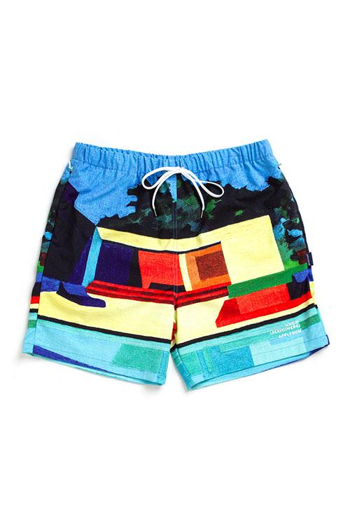 """画像1: 【APPLEBUM】""""Kidney Pool"""" Board Shorts (1)"""