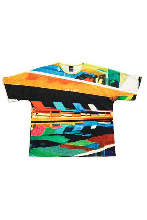 """画像1: 【APPLEBUM】""""Pool Party"""" Dolman Sleeve T-shirt (1)"""