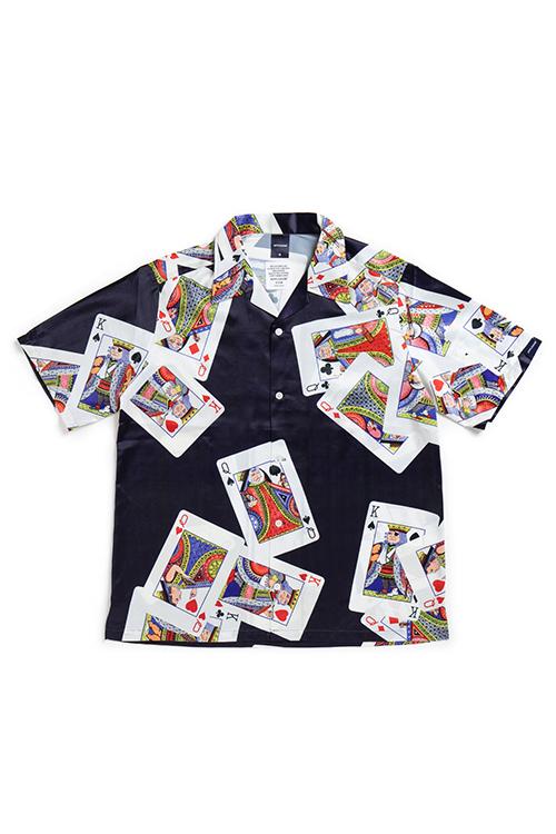 """画像1: 【APPLEBUM】""""King&Queen"""" Aloha S/S Shirt (1)"""