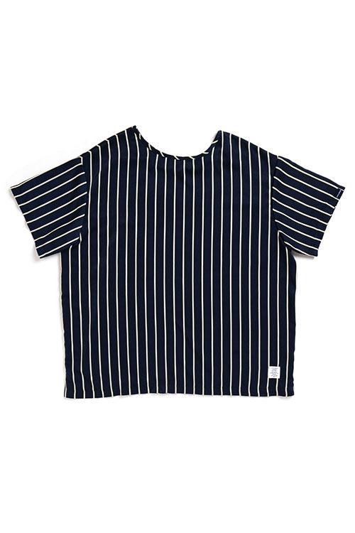画像1: 【APPLEBUM】Big Stripe T-shirt (1)