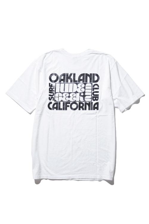 画像1: HIDEANDSEEK / Oakland Surf Club × H&S S/S Tee (1)