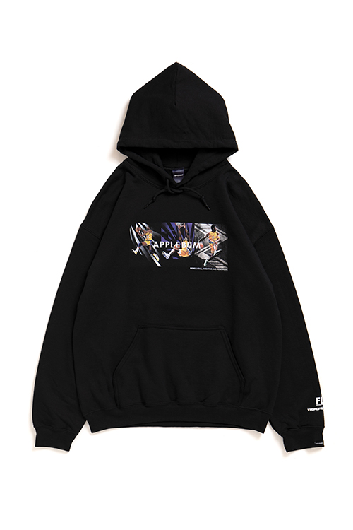 "画像1: 【APPLEBUM】""Los Angeles"" Sweat Parka (1)"