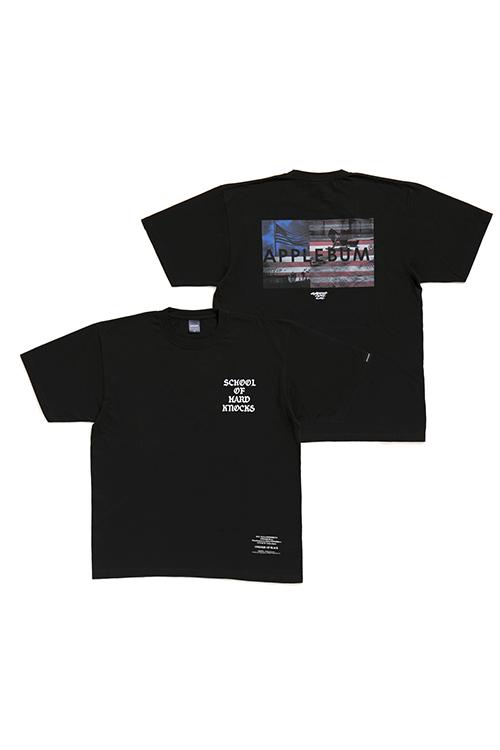 """画像1: 【APPLEBUM】""""SCHOOL OF HARD KNOCKS"""" T-shirt (1)"""