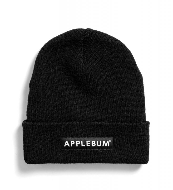 画像1: 【APPLEBUM】Logo Knit Cap (1)