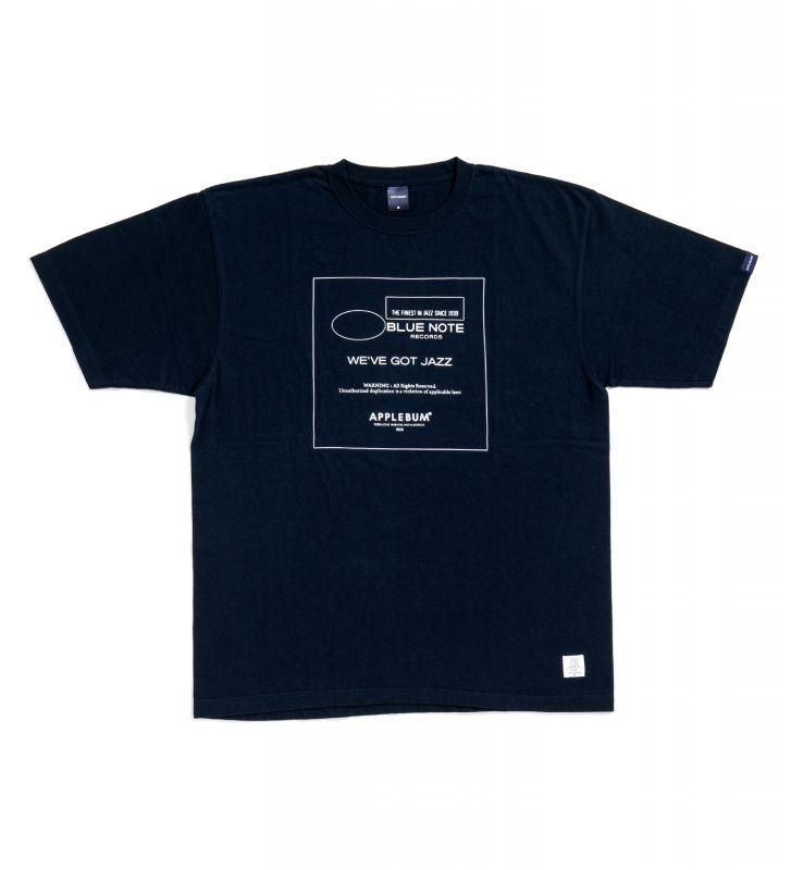 "画像1: 【APPLEBUM】""WE'VE GOT JAZZ"" T-shirt (1)"