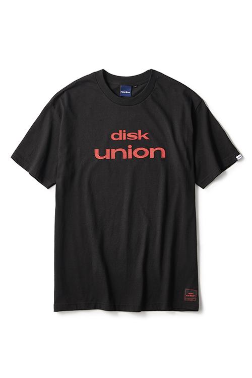 """画像1: INTERBREED / disk union x INTERBREED """"Patched Logo SS Tee"""" (1)"""