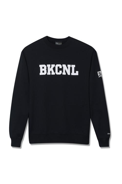 画像1: 【Back Channel】BKCNL CREW SWEAT (1)
