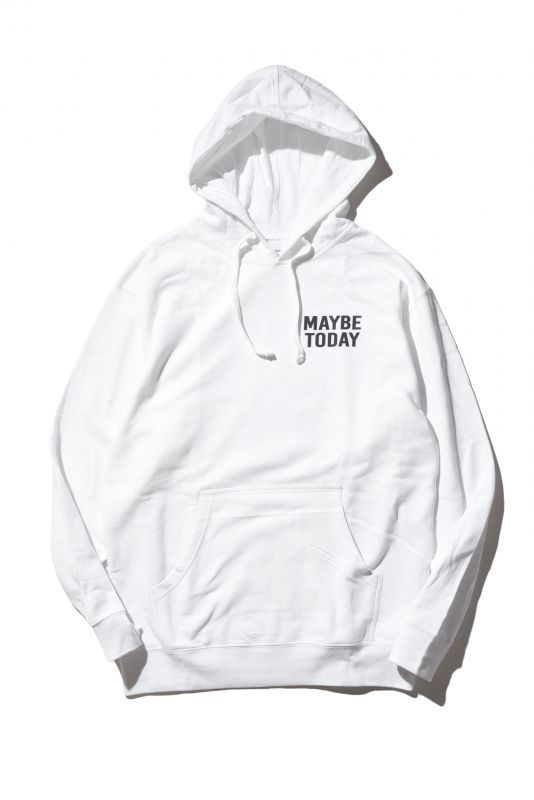 画像1: 【MAYBE TODAY NYC】 LOGO HOODIE (1)