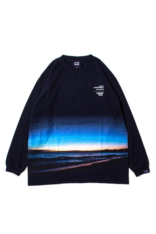 "画像1: 【APPLEBUM】""Sunset Beach"" L/S T-shirt (1)"