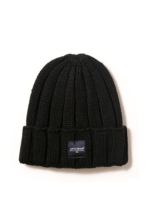 画像1: 【APPLEBUM】Patch Knit Cap (1)