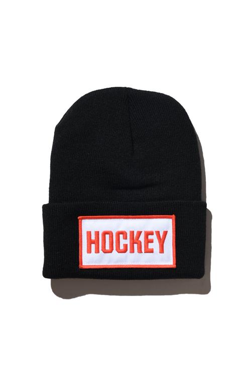 画像1: 【 HOCKEY 】 Hockey Patch Beanie (1)