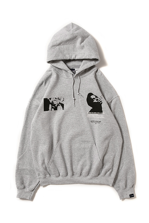 画像1: 【APPLEBUM】Photo Print Sweat Parka (1)