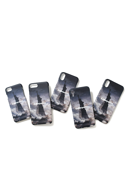 画像1: 【LAFAYETTE】 LIBERTY iPhone CASE (1)