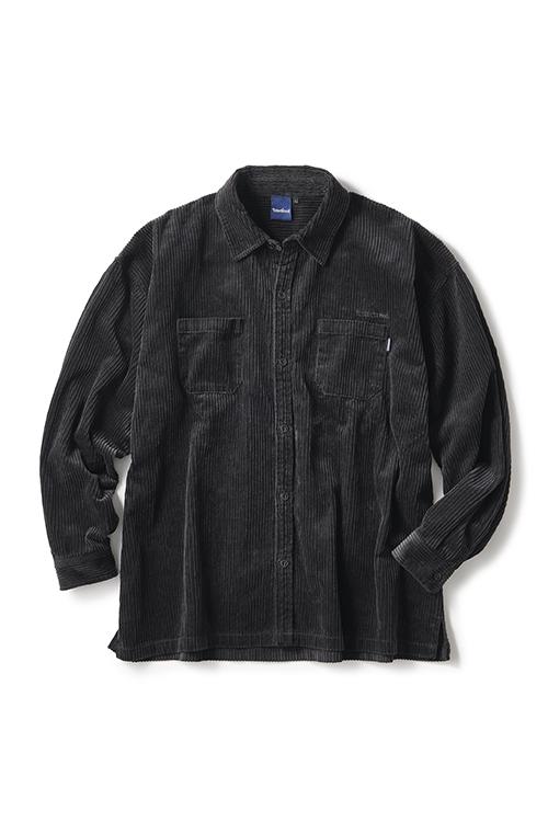 画像1: 【INTERBREED】 Wide Range Corduroy Shirt (1)